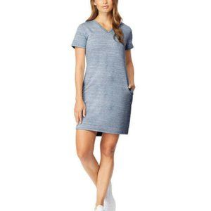 32 Degrees Cool V Neck Dress with Side Pockets XL